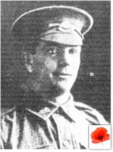 Uncle Walter's older brother who died at war, Source: http://www.ww1sa.gravesecrets.net/be.html